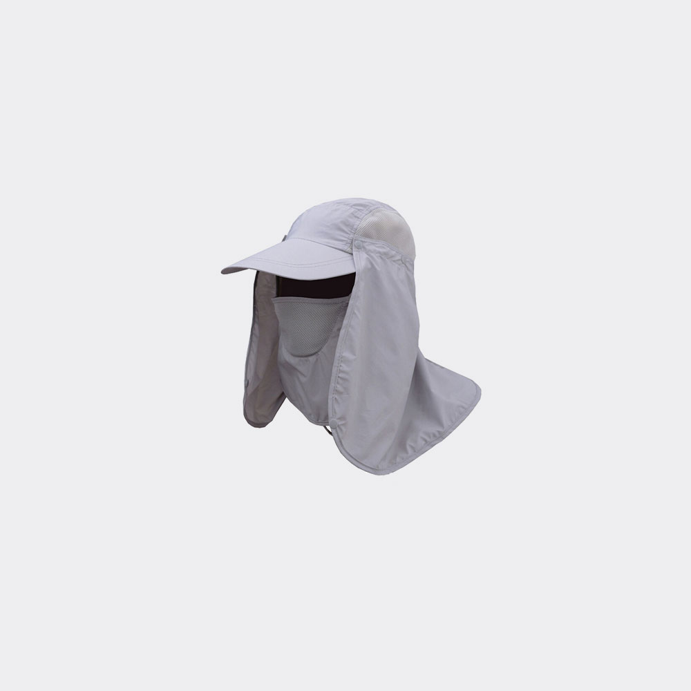 604c26f4c9b6a stormtrooper best legionnaires hat visor hat with neck protection light  grey white color
